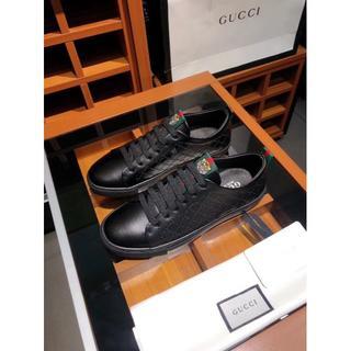 グッチ(Gucci)のGUCCIグッチ メンズ カジュアルシューズ 27.5コード (スニーカー)