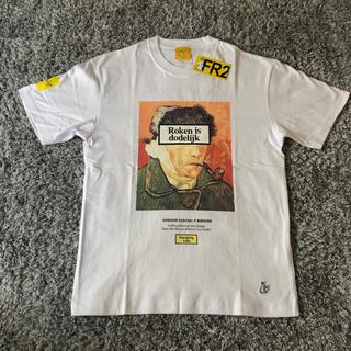 ヴァンキッシュ(VANQUISH)のFR2 smoking kills ゴッホ tシャツ 印象主義 Xl(Tシャツ/カットソー(半袖/袖なし))