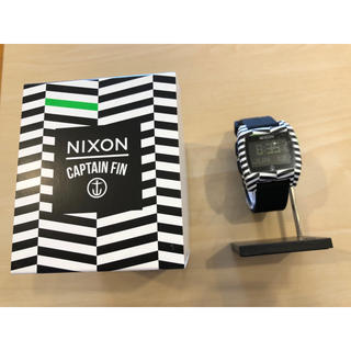 NIXON - NIXON Base Tide /CAPTAIN FIN 新品未使用 送料無料