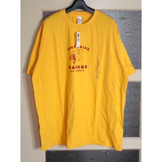 カップフェイク(CAP FAKE!!!)のCAP wildcats ワイルドキャッツプリントTシャツ ゆったりBIGサイズ(Tシャツ/カットソー(半袖/袖なし))