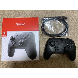 Nintendo Switch - Switch 純正プロコン