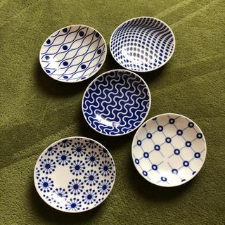 ハクサントウキ(白山陶器)の波佐見焼 西海陶器 5枚SET(食器)