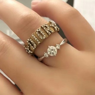 ディオール(Dior)の Dior リング(リング(指輪))