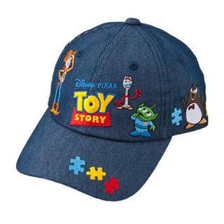 トイストーリー(トイ・ストーリー)のファンタイム・ウィズ・トイ・ストーリー4 キャップ 帽子 54cm(キャップ)