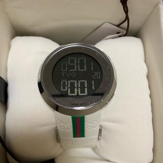 グッチ(Gucci)のグッチ gucci デジタル  腕時計(腕時計(デジタル))