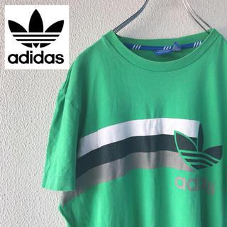 アディダス(adidas)のadidas トレフォイルロゴTシャツ(Tシャツ/カットソー(半袖/袖なし))