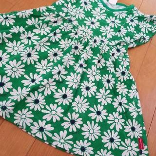 ムージョンジョン(mou jon jon)の子供服 100(ワンピース)