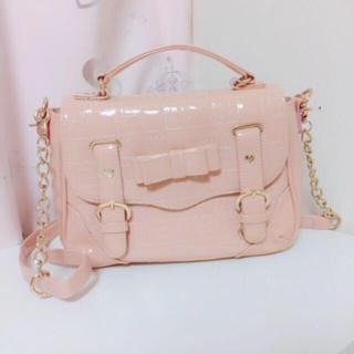 リズリサ(LIZ LISA)のリズリサ リボン bag(ショルダーバッグ)
