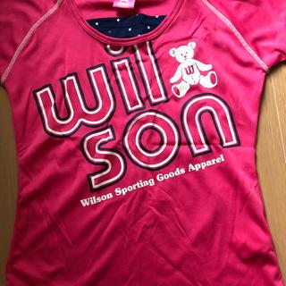 ウィルソン(wilson)のウィルソンスポーツウェア上140センチ女子用(その他)