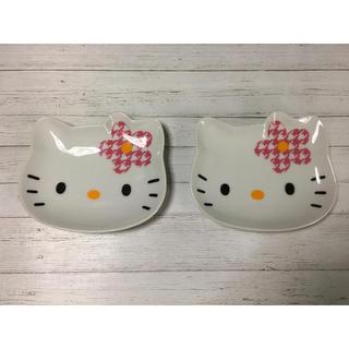 ハローキティ(ハローキティ)のキティちゃん  お皿(食器)