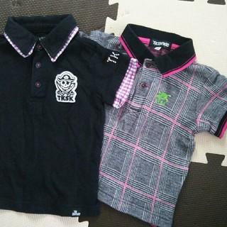 ザショップティーケー(THE SHOP TK)のTK SAPKID ポロシャツセット 100(Tシャツ/カットソー)
