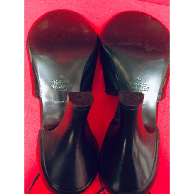 Vivienne Westwood(ヴィヴィアンウエストウッド)のVIVIENNE WESTWOOD ヴィヴィアン ウエスト ウッドサンダル  レディースの靴/シューズ(ミュール)の商品写真