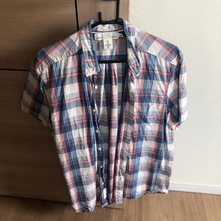 エイチアンドエム(H&M)のH&M 半袖シャツ(シャツ)