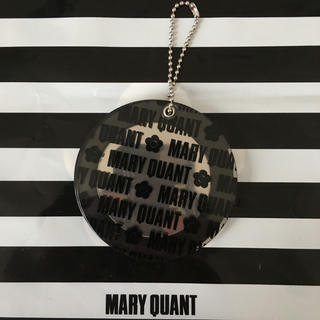 マリークワント(MARY QUANT)の新品 未使用品 MARY QUANT ノベルティミラー(ノベルティグッズ)