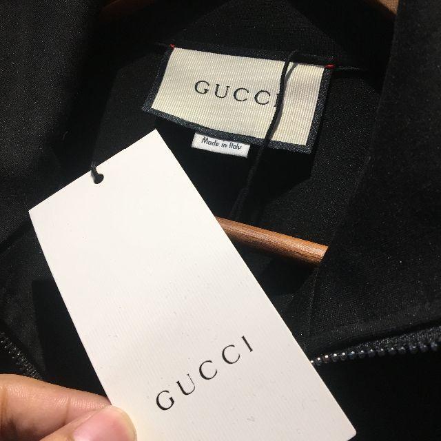Gucci(グッチ)のGUCCI テクニカルジャージーS 17AW メンズのメンズ その他(その他)の商品写真