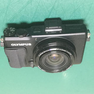 OLYMPUS - OLYMPUS デジタルカメラ STYLUS XZ-2 とおまけです。