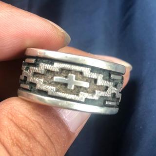 マライカ(MALAIKA)のナバホ族 ダンジャクソン リング(リング(指輪))