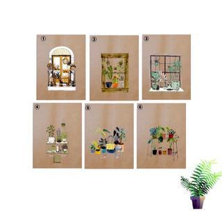 ◆グリーンもいっしよにお裾分け平袋20枚(カード/レター/ラッピング)