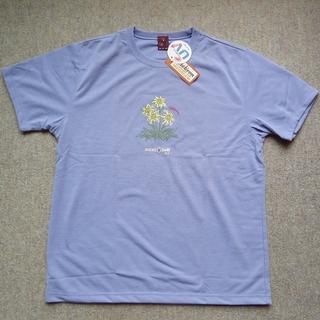 モンベル(mont bell)の★新品♪ モンベルTシャツ UVカット レディース サイズM (Tシャツ(半袖/袖なし))