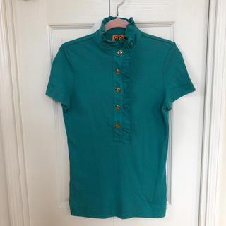トリーバーチ(Tory Burch)のトリーバーチ ポロシャツ(ポロシャツ)