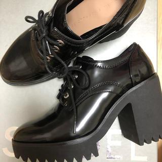 ZARA - 【今季購入】zara 黒 靴