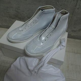 マルタンマルジェラ(Maison Martin Margiela)のメゾンマルジェラ22 デザインスニーカー(ブーツ)