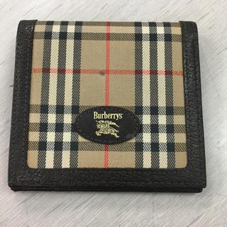 バーバリー(BURBERRY)のバーバリーズ 折り財布(折り財布)