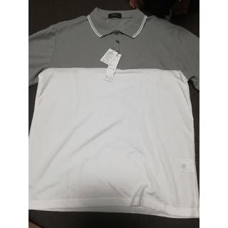 シマムラ(しまむら)の【新品】バイカラー ポロシャツ(ポロシャツ)