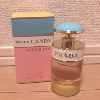 プラダ(PRADA)のPRADA キャンディ シュガー ポップ オーデパルファム(香水(女性用))