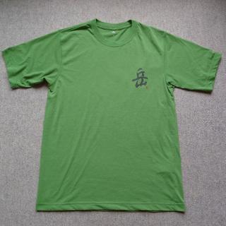 モンベル(mont bell)の★渋い!モンベルの岳T サイズM(Tシャツ/カットソー(半袖/袖なし))