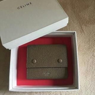 セリーヌ(celine)のCELINE 折り財布(折り財布)