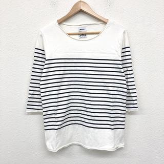 ディーゼル(DIESEL)の ディーゼル DIESEL 半袖 ボーダー メンズ XS Tシャツ カットソー(Tシャツ/カットソー(七分/長袖))