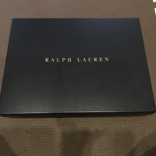 ラルフローレン(Ralph Lauren)のラルフローレン 化粧箱 ギフトボックス(ショップ袋)