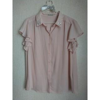 クリアインプレッション(CLEAR IMPRESSION)のクリアインプレッション 半袖ブラウス(シャツ/ブラウス(半袖/袖なし))