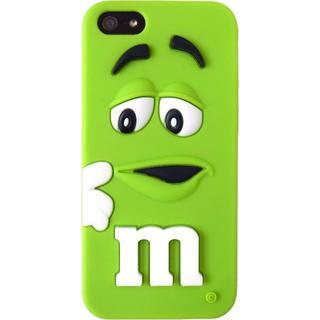 60d1c0bfa5 M&Ms iPhone ケース グリーン 各 サイズあり 送料無料(iPhoneケース)