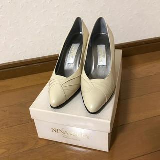 ニナリッチ(NINA RICCI)の新品★NINA RICCI パンプス(ハイヒール/パンプス)