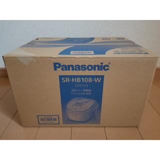 パナソニック(Panasonic)のPanasonic☆IH炊飯器 5.5合炊き☆ホワイト(炊飯器)