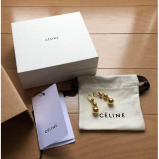 セリーヌ(celine)の CELINE ドット ストレート ピアス(ピアス)