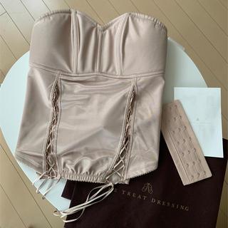 ヴェラウォン(Vera Wang)のトリートドレッシング マタニティ ビスチェ treat dressing(ブライダルインナー)