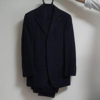 エディフィス(EDIFICE)のEDIFICE(エディフィス)SUPER110'Sカノニコ生地 日本縫製スーツ(セットアップ)