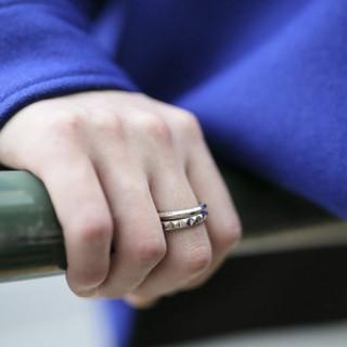 ハレ(HARE)のHARE ダブルリング(リング(指輪))