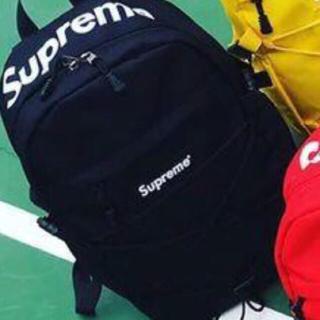 シュプリーム(Supreme)のsupreme バックパック (リュック/バックパック)