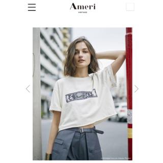 アメリヴィンテージ(Ameri VINTAGE)の【新品未開封】ameri vintage アメリ ビートルズ Tシャツ (Tシャツ(半袖/袖なし))