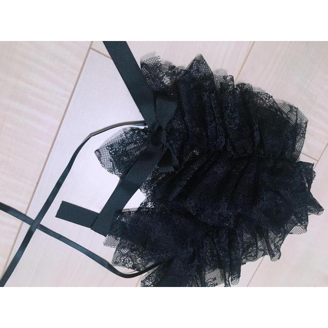BABY,THE STARS SHINE BRIGHT(ベイビーザスターズシャインブライト)のヘッドドレス 黒 レディースのヘアアクセサリー(ヘアバンド)の商品写真