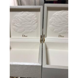 ディオール(Dior)のディオール プレステージホワイトコフレのケース(ボックス)のみ 新品(その他)