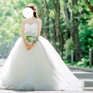 ヴェラウォン(Vera Wang)のヴェラウォン バレリーナ  スペシャルトレーン(ウェディングドレス)