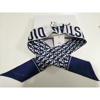 ディオール(Dior)のDIOR 人気スカーフ 売り上げ レディース 夏 正規品 (バンダナ/スカーフ)