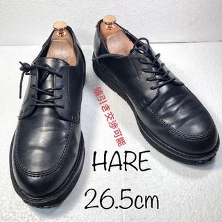 ハレ(HARE)の【HARE】ハレ Uチップ メンズビジネスシューズ  26.5cm(ドレス/ビジネス)