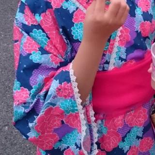 ベルメゾン(ベルメゾン)の子供用 浴衣  セパレート スカート(甚平/浴衣)