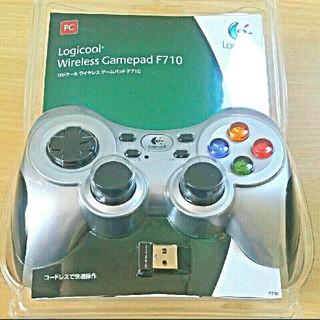 新品 ロジクール ワイヤレスゲームパッド F710 送料無料!!(その他)